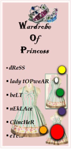 -*-wArdroBeoFpRinceSS-*-