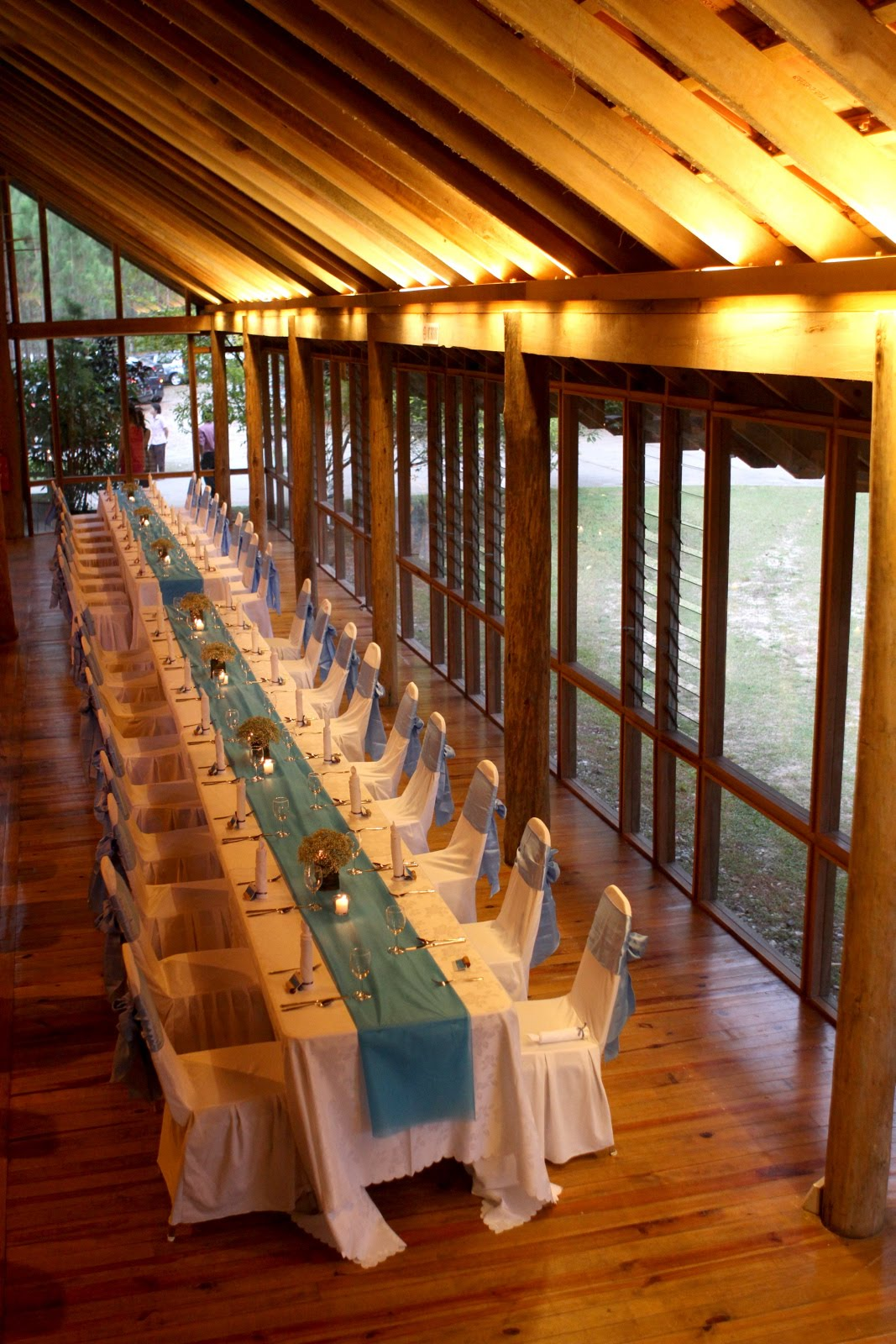 Party Planner Wedding Reception at Janda Baik