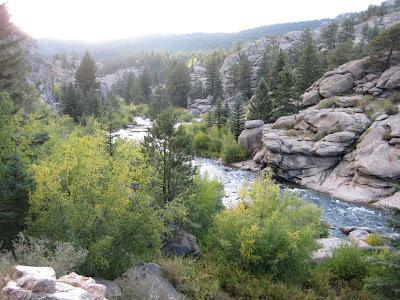 The flyfishmagazine blog 11 mile canyon for 11 mile canyon fishing