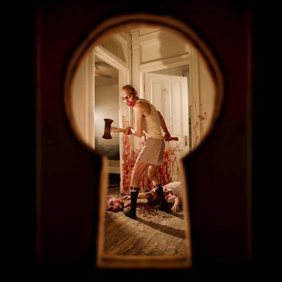 Joshua Hoffine: el fotógrafo del terror Joshua+hoffine
