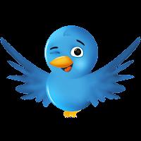 la ave mascota de Twitter