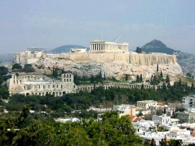 ruinas de grecia