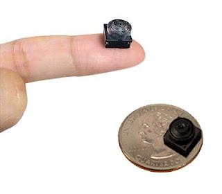 Tiny Camera Spy