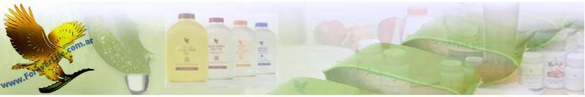 Información de Forever Living Products - Aloe Vera