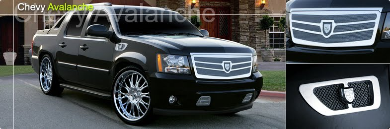 chevy avalanche accessories new 2010 chevrolet avalanche. Black Bedroom Furniture Sets. Home Design Ideas
