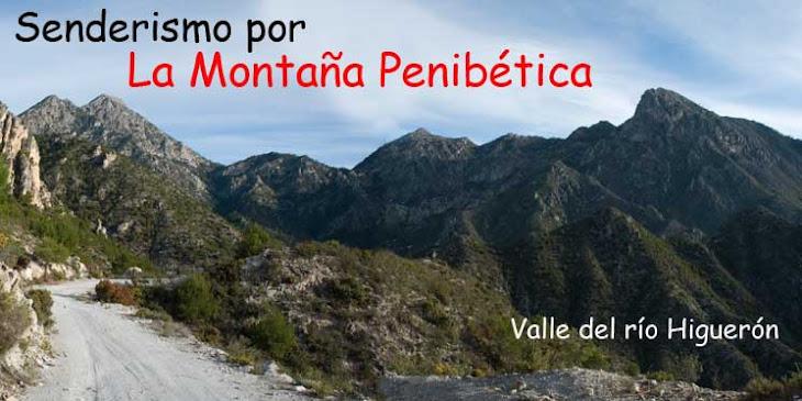 Senderismo por la Montaña Penibética