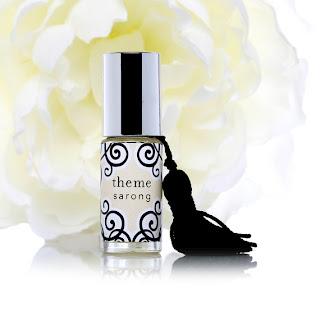 SARONG Vanilla Tropical Perfume Roll