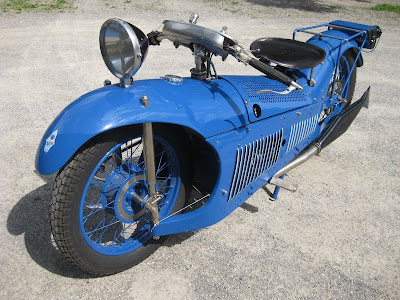 Majestic motorcycle