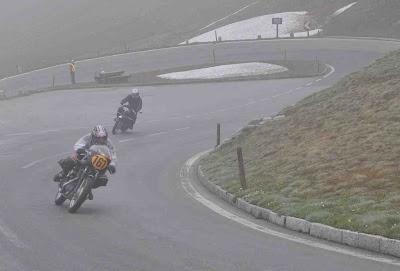Uphill at Grossglockner