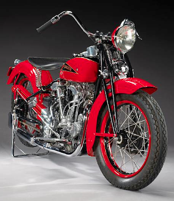 1937, Crocker 'Hemi-Head'