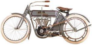 1911, Harley Davidson 7D Twin