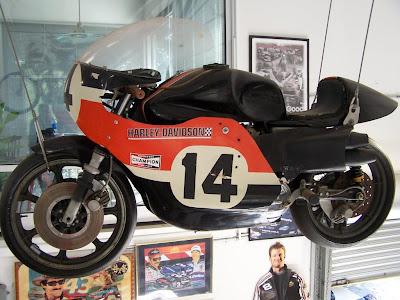 1973, Harley-Davisdon 750cc XRTT