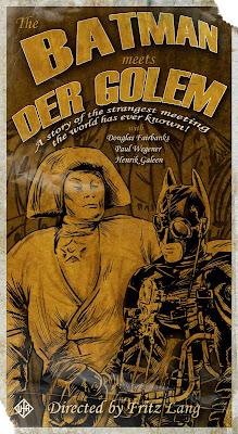 Gentleman Bat, poster 1