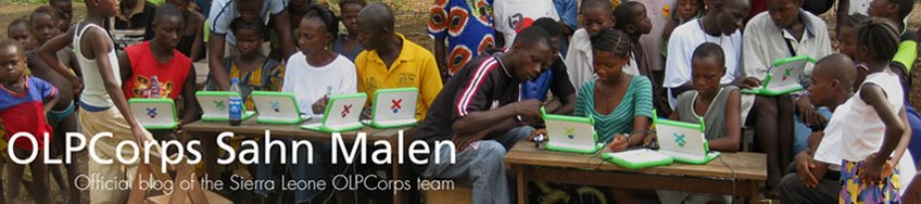 OLPCorps Sahn Malen
