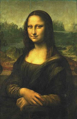 The Mona Lisa or the Mano Lisa?