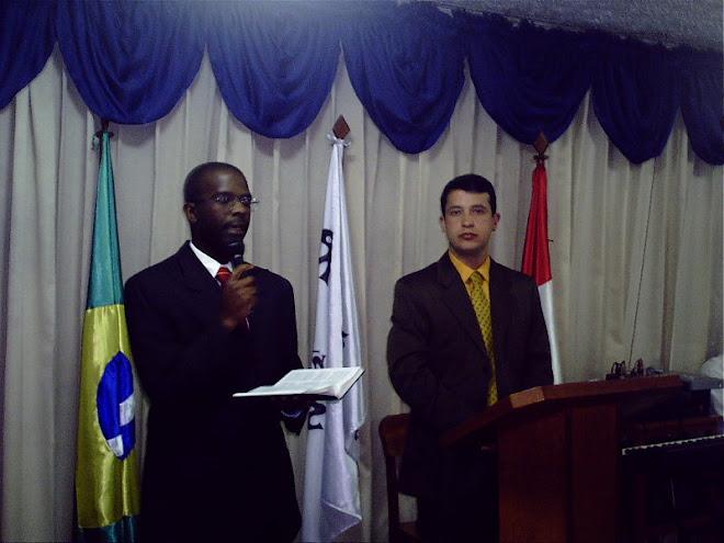 Ministração da Palavra pelo Pr Alexandre