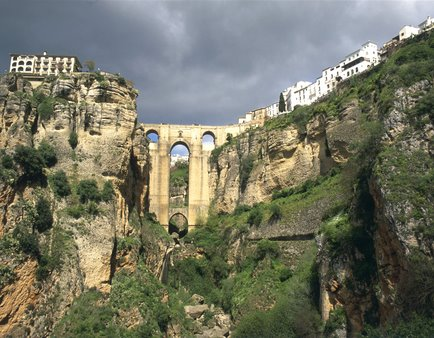 Peninggalan Islam di Andalus