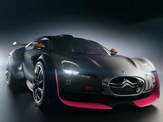 Citroen Survolt Concept 2010