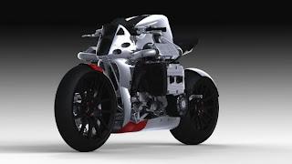 Kickboxer Motorcycle