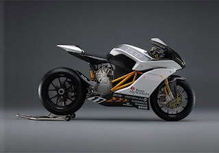 R Mission Electric Motorcycle