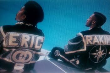 Eric B & Rakim.......