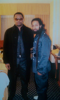 Carl Thomas & Fresh Dre.......