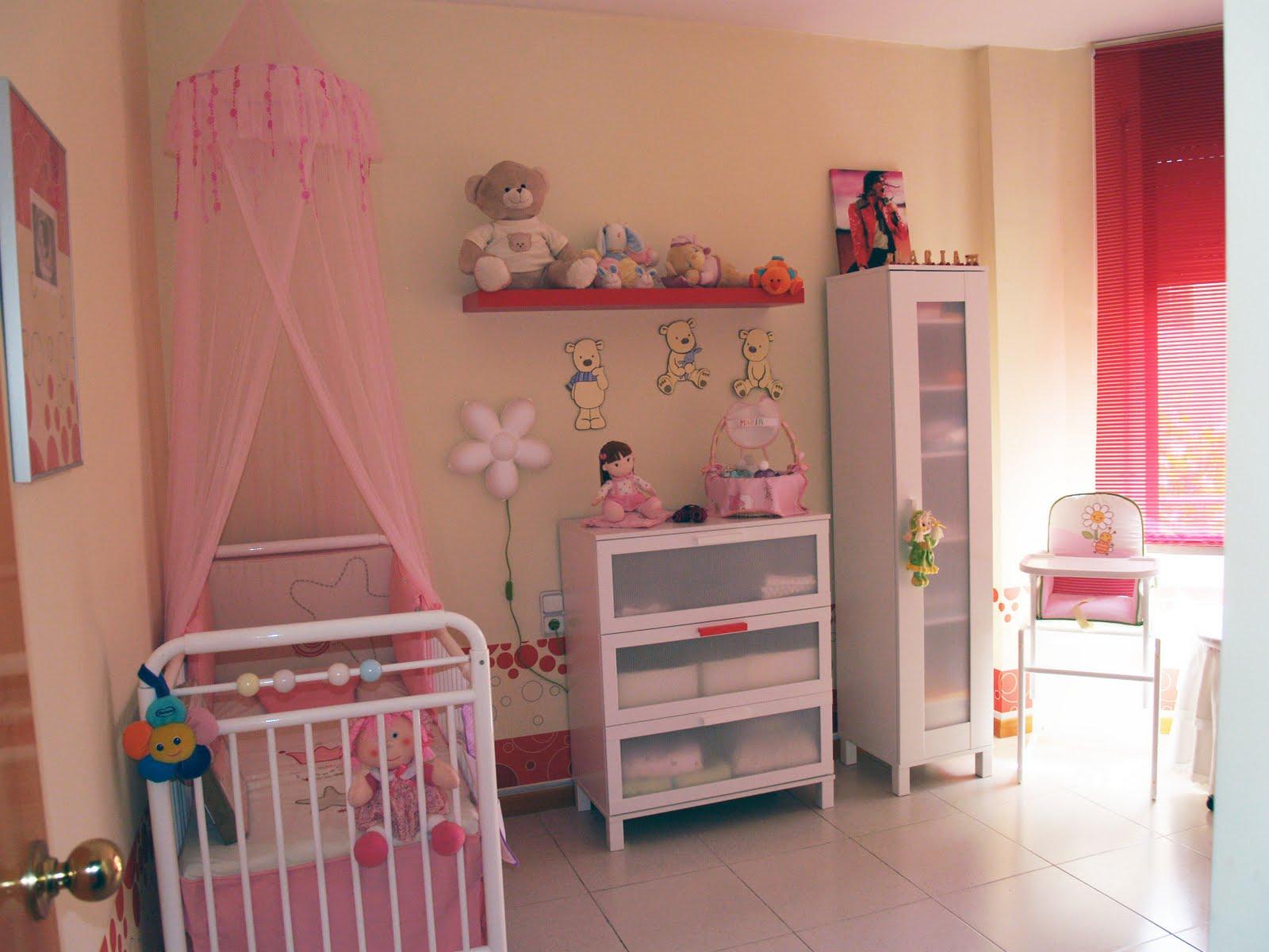 Diario de una maternidad y un lazo rosa la habitaci n - La habitacion de mi bebe ...