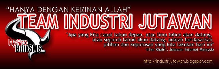 Industri Jutawan