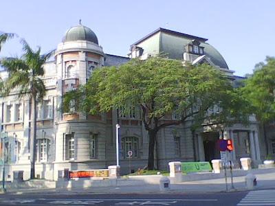 台南古蹟巡禮 台灣文學館