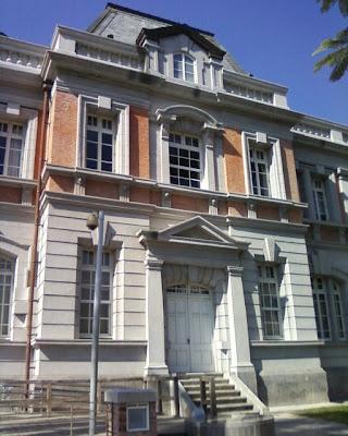 台南古蹟之旅 台灣文學博物館