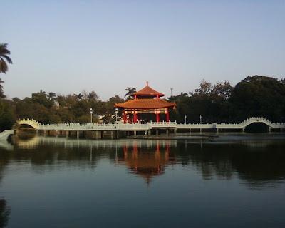 台南古蹟 燕潭