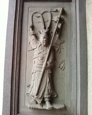 台南二級古蹟 府城隍廟