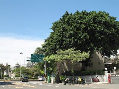 國定古蹟 台南測候塔