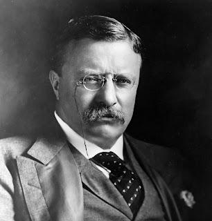 Teddy Roosevelt pince-nez