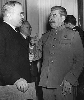 pince nez molotov stalin
