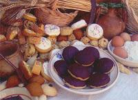 mustaccioli+cioccolato I Prodotti Tipici