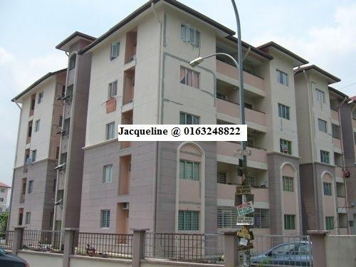 Desa Saujana Apartment Seri Kembangan Selangor For Rm 118k Neg
