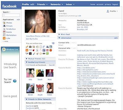 Facebook dan Lifestyle Anak Pekanbaru