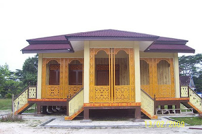 Pelalawan Traditional House