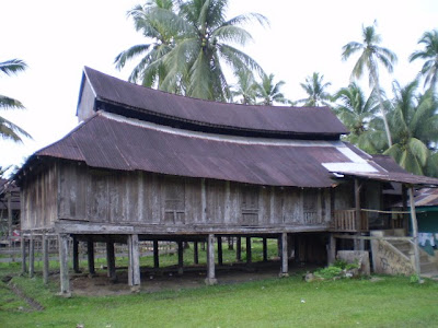 Rumah Godang - Rumah Adat (Traditional House),Kuantan Singingi