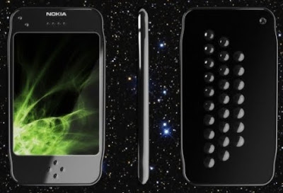 Nokia Ovi Orion Gaming Phone