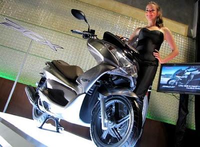 Honda PCX Motor Termahal Honda