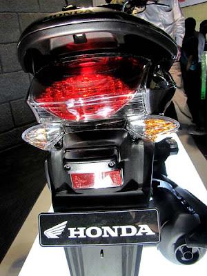 Motor Termahal Honda