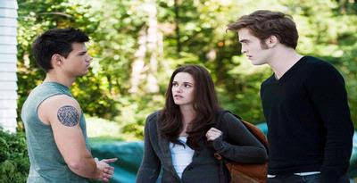 The Twilight Saga,  Vampire Love Story is More Exciting