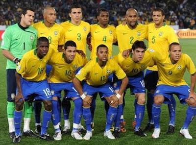 Prediksi Portugal vs Brazil | Piala Dunia 2010