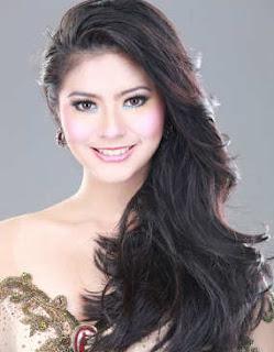 Qory Sandioriva Ulang Tahun di Miss Universe