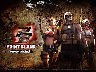 Download Client Point Blank Thailand