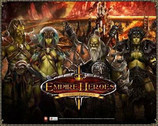 Empire Heroes Indonesia, New Game Online 2010