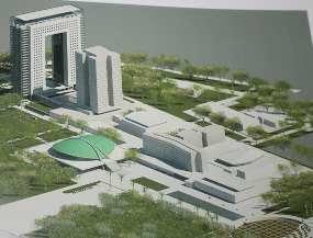 Gedung Baru DPR Dilengkapi Kolam Renang, Spa dan Pijit