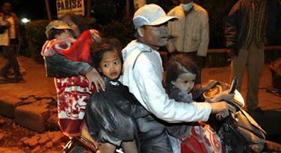 Foto Eksklusif Meletusnya Gunung Sinabung 02